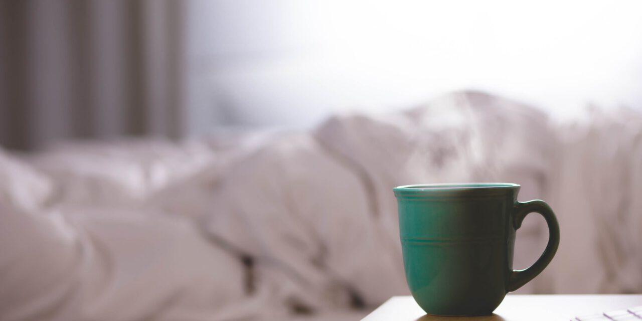 Aloita aamusi näillä ja saat energiaa koko päivääsi